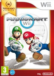 mario kart wii (selects) - wii