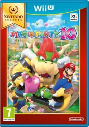 mario party 10 (selects) - wii u