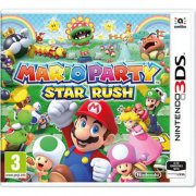 mario party: star rush (uk, se, dk, fi) - nintendo 3ds