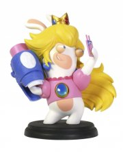 mario rabbids kingdom battle figur - peach 7,6 cm - Merchandise