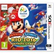 mario & sonic at the rio 2016 olympics games (uk, se, dk, fi) - nintendo 3ds