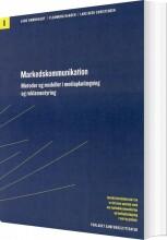 markedskommunikation metoder og modeller i mediaplanlægning og reklamestyring - bog