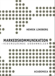 markedskommunikation - videregående uddannelser - bog