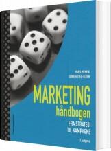 marketinghåndbogen - bog