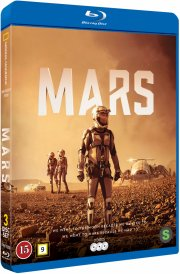 mars - sæson 1 - national geographic - Blu-Ray