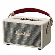 marshall kilburn - bluetooth højtaler - hvid - Tv Og Lyd