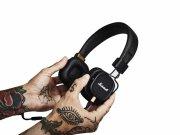 marshall major ii headphones / høretelefoner - black - Tv Og Lyd