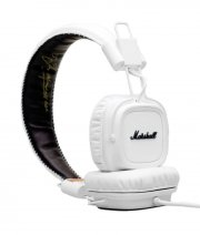 marshall major headphones / høretelefoner - white - Tv Og Lyd