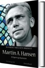 martin a. hansen - krigen og kunsten - bog