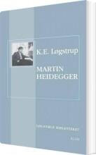 martin heidegger & heideggers kunstfilosofi - bog