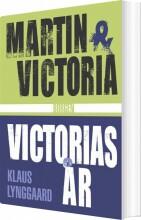 martin & victoria - victorias år - bog