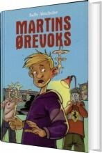 martins ørevoks - bog