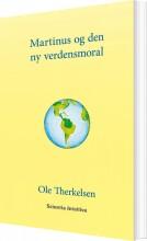 martinus og den ny verdensmoral - bog