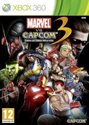 marvel vs. capcom 3: fate of two worlds - xbox 360