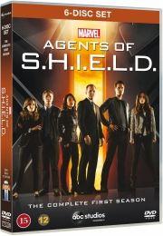 marvel - agents of shield - sæson 1 - DVD