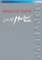 marvin gaye live at montreux 1980 - DVD