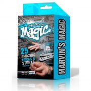 marvin's magic - 25 mind-blowing amazing tricks og stunts  - Kreativitet