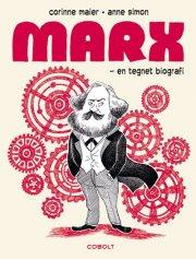 marx - en tegnet biografi - Tegneserie