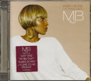 mary j blige - growing pains - cd