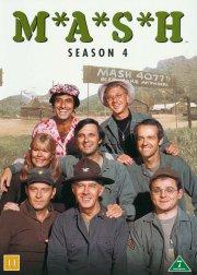 m.a.s.h. - sæson 4 - DVD