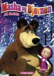 masha og bjørnen 2 - på glatis - DVD