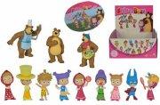 masha og bjørnen - overraskelses figur - Figurer
