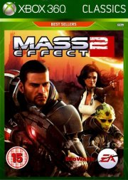 mass effect 2 (classics) - xbox 360