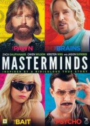 masterminds - 2016 - DVD