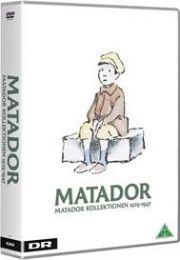 matador dvd box / boks - hele serien fra dr - DVD