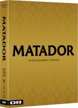 matador - komplet boks - ny restaureret version 2017 - DVD