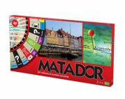 matador spil / brætspil - Brætspil