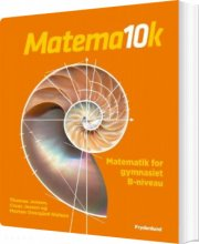 matema10k b-niveau - matematik for gymnasiet - bog