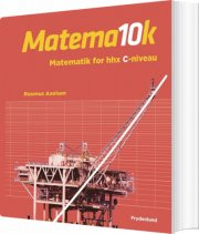 matema10k. matematik for hhx, c-niveau - bog