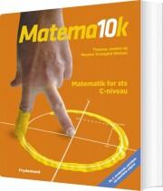 matema10k. matematik for stx, c-niveau - bog