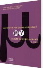 matematik for lærerstuderende - my - bog