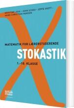 matematik for lærerstuderende - stokastik - bog