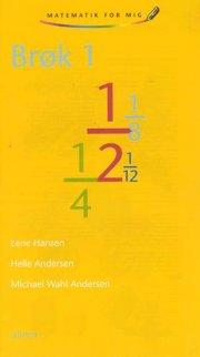 matematik for mig, brøk 1 - bog