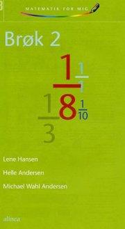 matematik for mig, brøk 2 - bog
