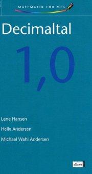 matematik for mig, decimal 1 - bog
