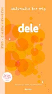matematik for mig opgavebog: dele - bog