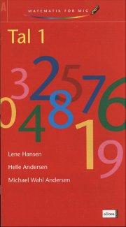 matematik for mig, tal 1 - bog