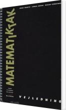 matematik-tak 10.kl. lærervejledning - bog