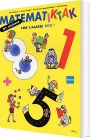 matematik-tak 1.kl. elevbog 1 - bog