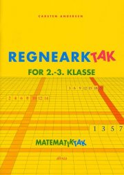 matematik-tak 2.-3.kl. regneark-tak - bog