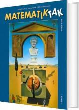 matematik-tak 8.kl. grundbog, 2.udg - bog