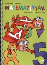 matematik-tak for børnehaveklassen, lærervejledning - bog