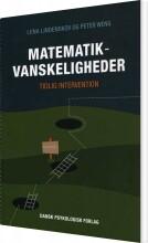 matematikvanskeligheder - bog