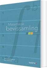 matematisk bevissamling - bog