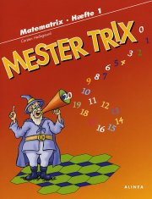 matematrix 0, mester trix, hæfte 1 - bog