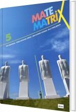 matematrix 5, grundbog - bog